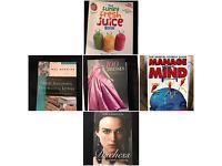 Bag of Books - some unread