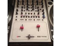 Rane 57mkii mk2 Serato Dj scratch mixer