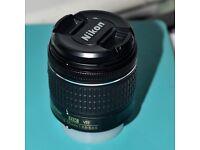 Nikon AF-S DX 18-55mm 1:3.5-5.6G VR Lens