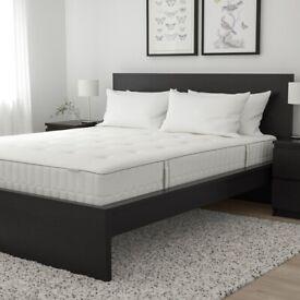 MATTRESS - Ikea pocket sprung mattress (HOKKÅSEN)