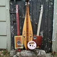 Hand made Musical intruments