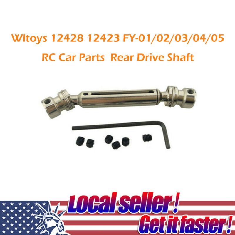 Car Parts - Wltoys 12428 12423 FY-01/02/03/04/05 RC Car Parts  Rear Drive Shaft RC Trunk P2