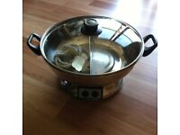 Honor Star Electric HotPot Steamboat 1600w 4.2l