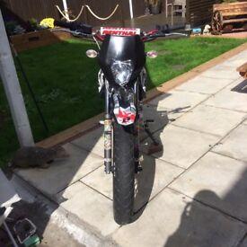 125cc Derbi Senda Sm
