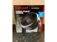 Honeywell TurboForce Air Circulator Fan Black, HT-900
