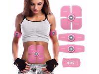 Intelligent wireless fitness apparatus Muscle toner Usb new