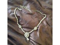 Waist chain silver