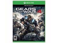 Gears of War 4, sealed