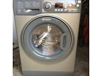 8kg 1400 hotpoint washer/dryer super silent