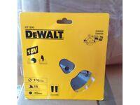 DEWALT DT1200 136MM 16T TCT CIRCULAR CIRC SAW BLADE FITS DW936 TRIMSAW