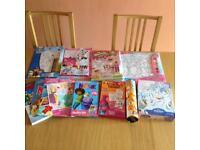 Children's craft and toy bundle