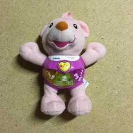 Vtech singing bear