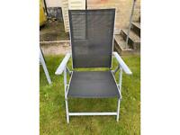 Reclining outdoor seat