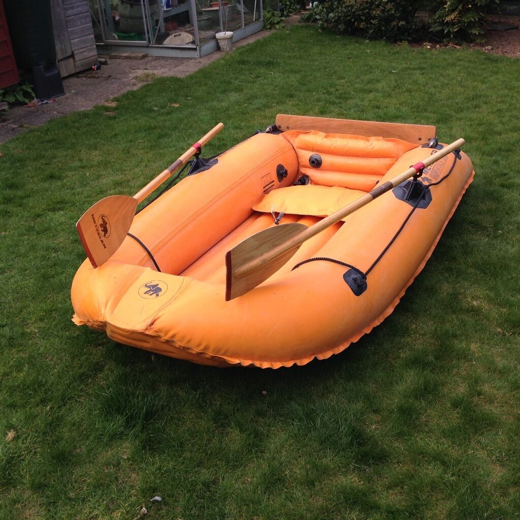 Metzeler Jolly M Inflatable Dinghy In Woodbridge