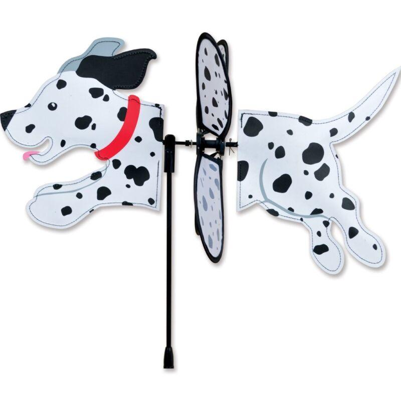 Dalmatian Garden Wind Spinners