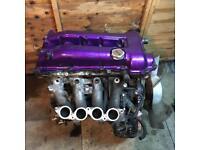 Sr20det Engine & 5 Speed Gearbox (s13, s14, redtop, blacktop, bentcam)