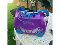 Trunkie childs suitcase
