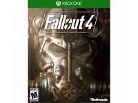 FALLOUT 4 FOR XBOX ONE - £10 ONLY!- BRAND NEW !!