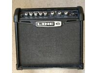 Line 6 Spider IV 15W Amp