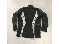 used motorbike jacket (large)