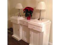 Shabby chic Upcycled sideboard