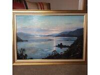 Framed Print of Eilean Donan Castle