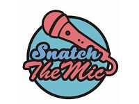 Snatch the Mic (Open Mic)