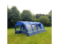 Berghaus AIR 4XL Berghaus Camping Waterproof Air 4 Inflatable Family Tent 4XL AIR Plus Extras
