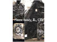 Fleece Hoody