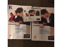 ACCA P2 Corporate Reporting complete text, exam kit and pocket notes