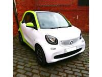 Smart For two prime premium Turbo