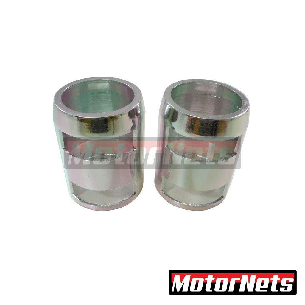 """Aluminum Pipe Joiner Silicone Hose adapter 1 1//2/"""" 1.5/"""" Fit Auto//Car Radiator"""