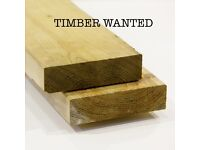 TIMBER WANTED - 7X2 AND 8X2 TIMBER IN 4.8M LENTH OR BIGGER.