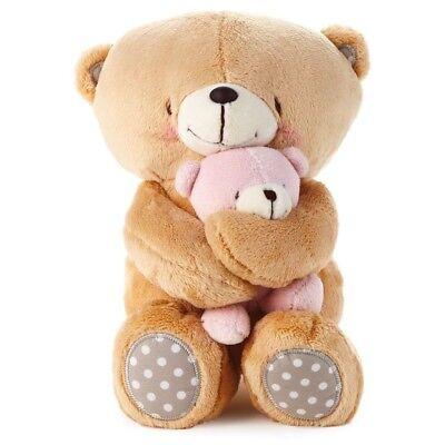 Forever Friends Snuggle Bear Stuffed Animal Baby Shower Gift Ideas for GIRL](Ideas For Girl Baby Shower)
