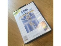 Sega Master System Speedball