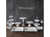 11 piece wedding/party set