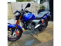 125cc keeway rkv 2014