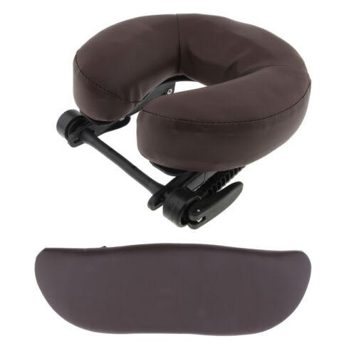Kopfpolster Set für Massageliege Massageliegezubehör Kopfstütze Gesicht