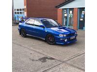 Subaru Impreza WRX Classic 1994 312BHP! Low Insurance!