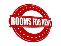 LOVELY LARGE ROOMS FOR RENT
