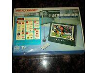 """7"""" LCD Tablet Digital TV"""