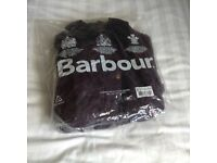 Barbour Jacket and hat