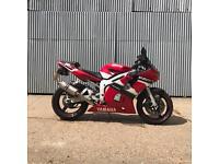 Yamaha R6 YZF **Low Miles**