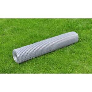 Square Wire Netting 1x25 m Galvanized Thickness 0,9 mm 140432 Mount Kuring-gai Hornsby Area Preview