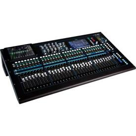 ALLEN HEATH QU32 MIXING CONSOLE
