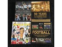 World Cup football memorabilia books
