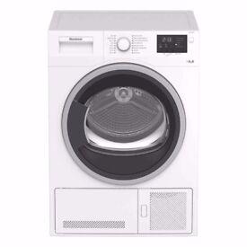 Blomberg LTK2802W 60cm 8kg Capacity 16 Programme Condenser Tumble Dryer