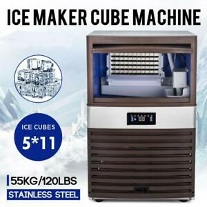 120 LB ICE MACHINE - COMMERCIAL - FREE SHIPPING