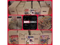 LARGE COMIC COLLECTION