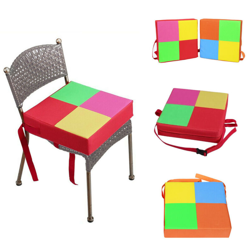 Fashion Baby Kid Booster Seat For Dining Portable Thick Chai